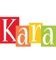 Kara colors logo