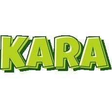 Kara summer logo