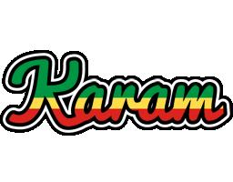 Karam african logo