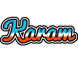Karam america logo