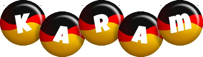 Karam german logo