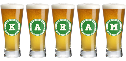 Karam lager logo