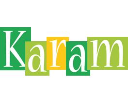 Karam lemonade logo