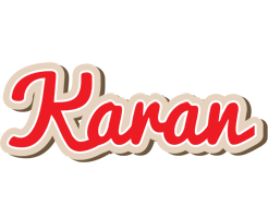 Karan chocolate logo