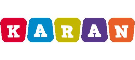 Karan daycare logo