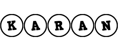Karan handy logo