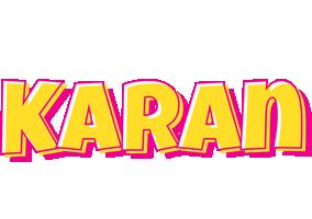 Karan kaboom logo