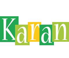 Karan lemonade logo