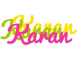 Karan sweets logo