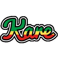 Kare african logo