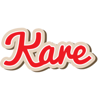 Kare chocolate logo