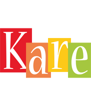 Kare colors logo