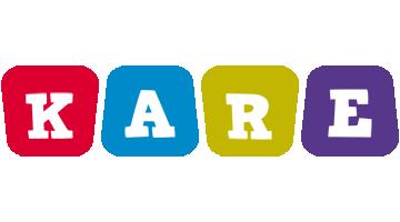 Kare daycare logo