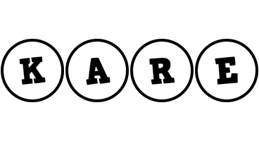 Kare handy logo