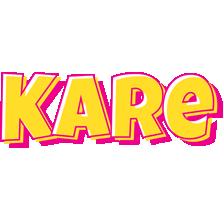 Kare kaboom logo
