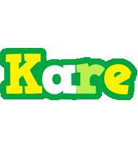 Kare soccer logo
