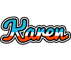 Karen america logo