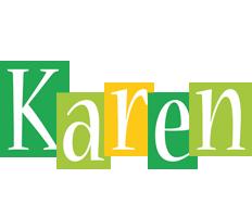Karen lemonade logo