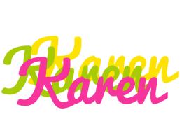 Karen sweets logo