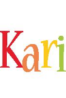 Kari birthday logo
