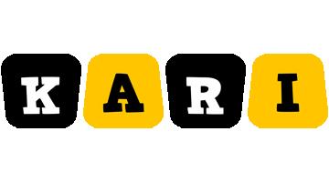 Kari boots logo