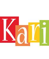 Kari colors logo