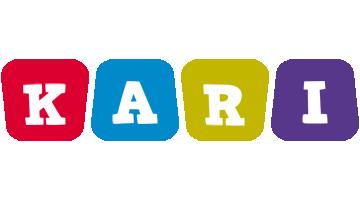 Kari daycare logo