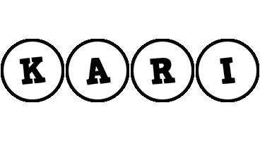 Kari handy logo