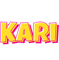 Kari kaboom logo