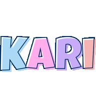 Kari pastel logo