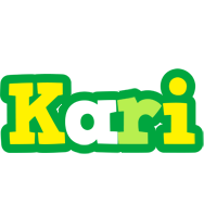 Kari soccer logo