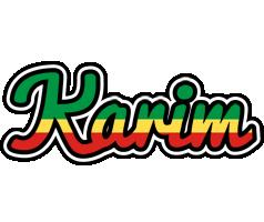Karim african logo