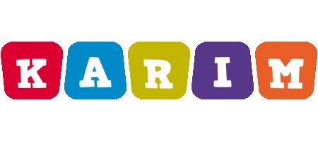 Karim daycare logo