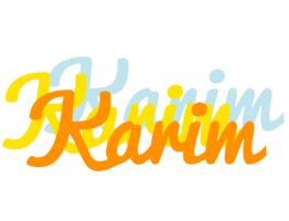 Karim energy logo