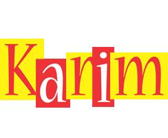 Karim errors logo