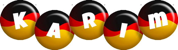 Karim german logo
