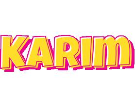 Karim kaboom logo