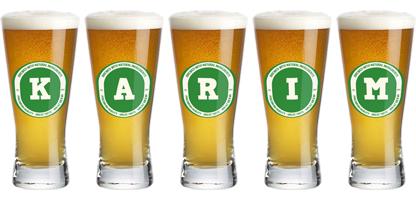 Karim lager logo