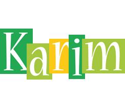 Karim lemonade logo