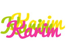 Karim sweets logo