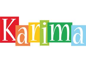 Karima colors logo