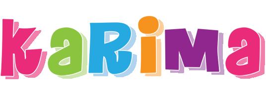 Karima friday logo