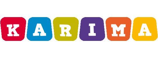 Karima kiddo logo
