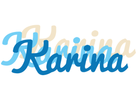 Karina breeze logo