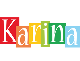 Karina colors logo