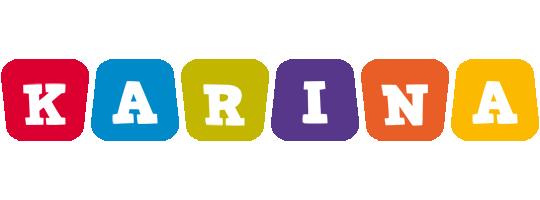 Karina daycare logo
