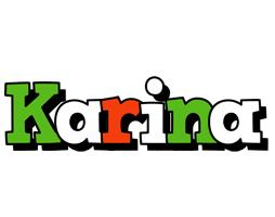 Karina venezia logo