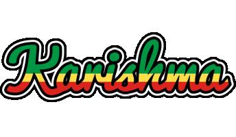 Karishma african logo