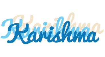 Karishma breeze logo