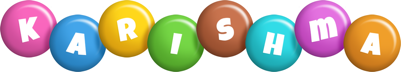 Karishma candy logo